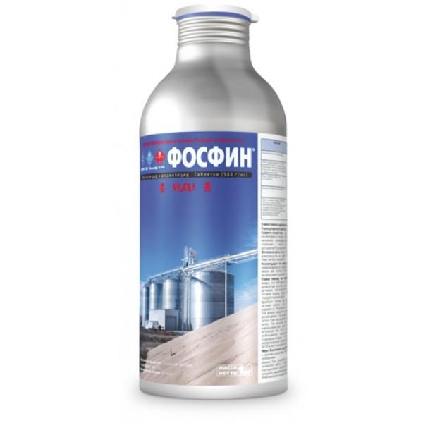 Фосфин, ТАБ - фумигант на основе фосфида алюминия - фото
